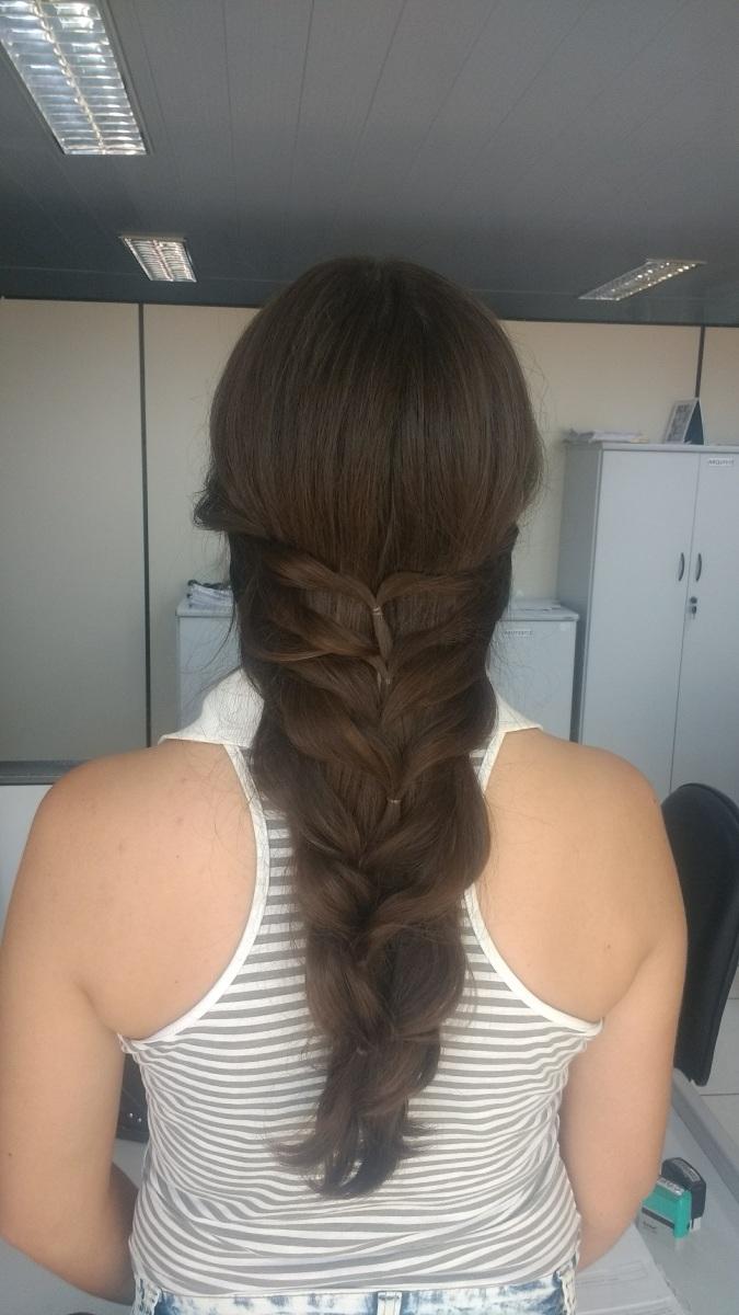 Tutorial de penteado super fácil!